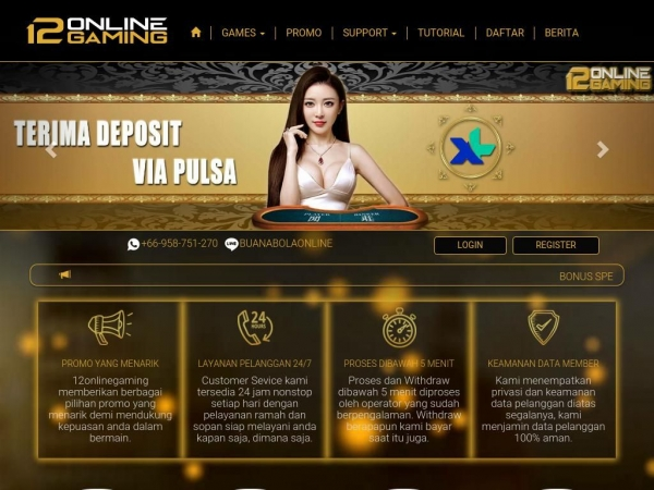 12onlinegaming.id