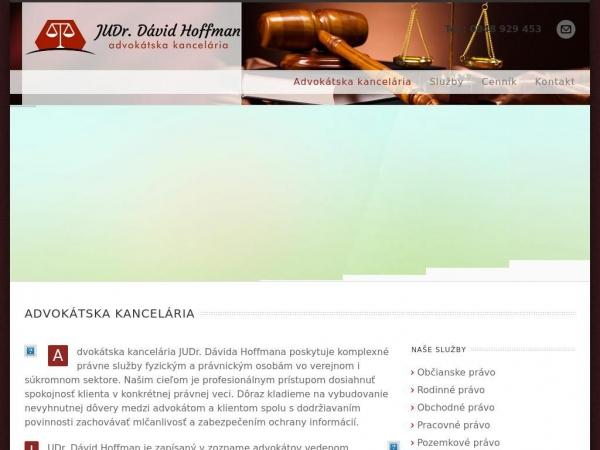 advokathoffman.sk