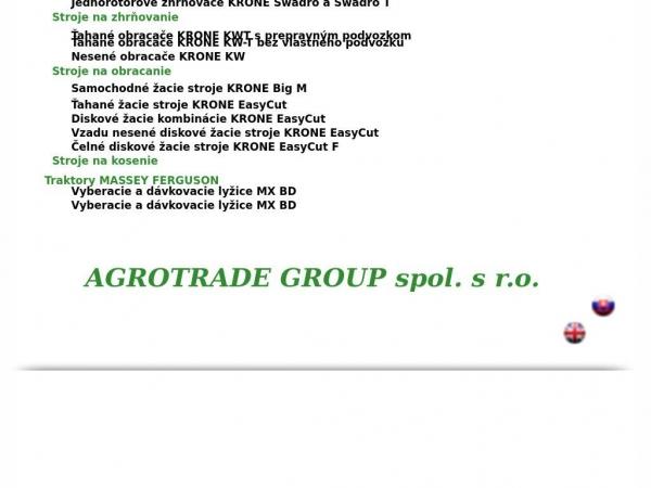 agrotradegroup.sk