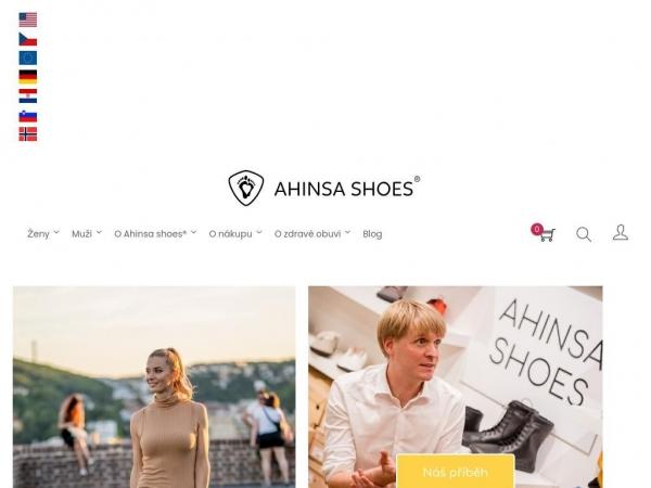 ahinsashoes.cz