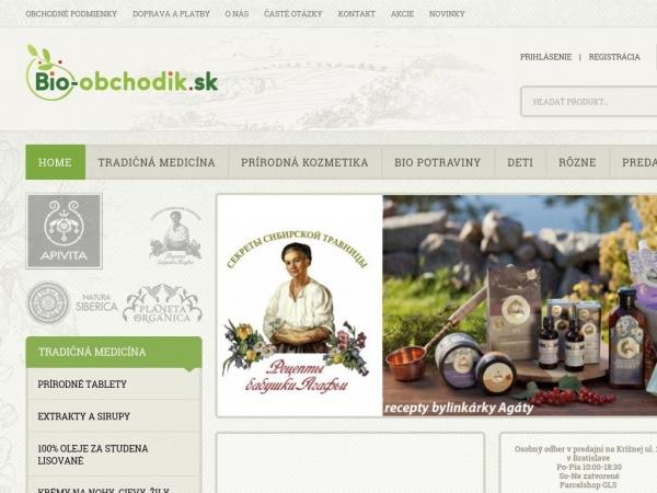 bio-obchodik.sk