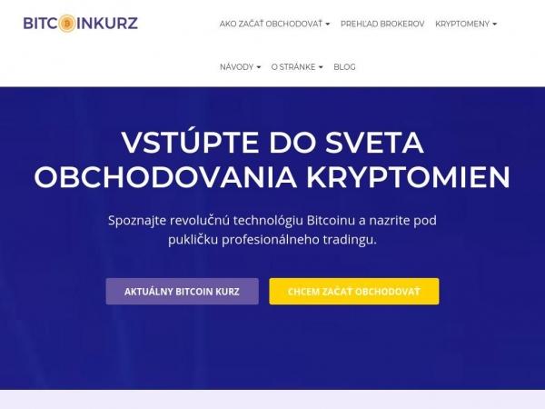 bitcoinkurz.sk