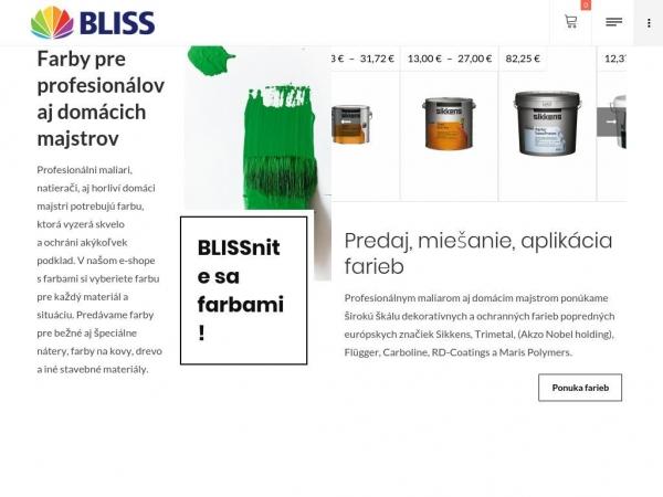 bliss.sk