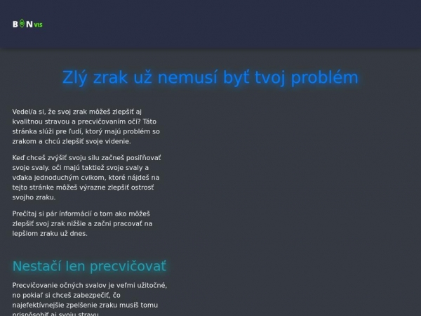 bonvis.sk