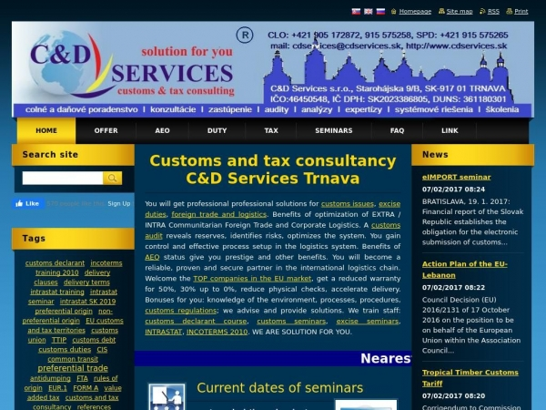 cdservices.sk