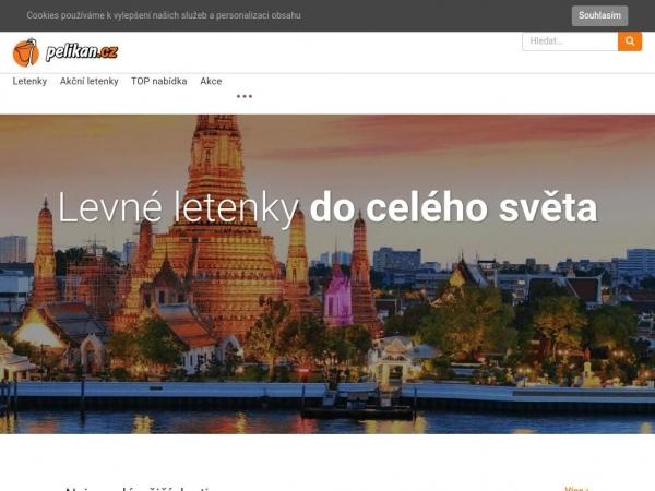 cestovani.pelikan.cz