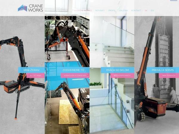craneworks.sk