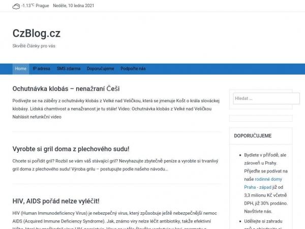 czblog.cz