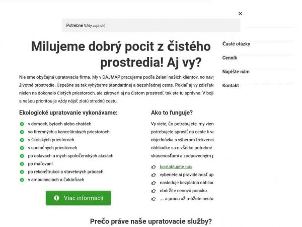 dajmap.sk