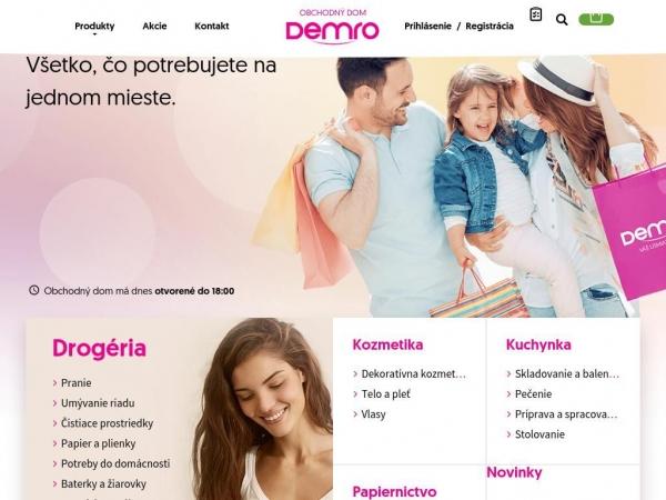 demro.sk