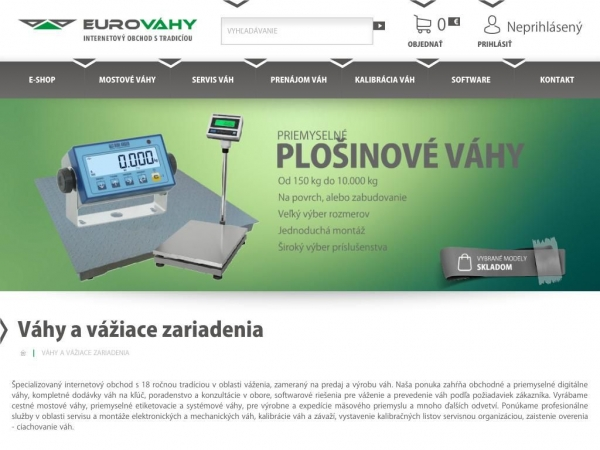 eurovahy.sk