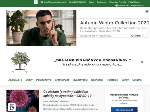 financniodbornici.sk