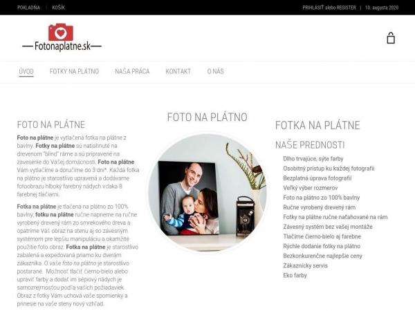 fotonaplatne.sk