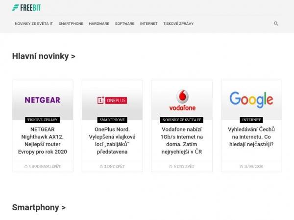 freebit.cz