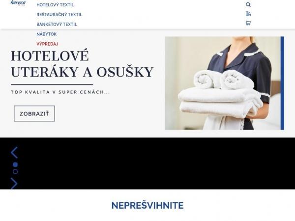 horecatextil.sk
