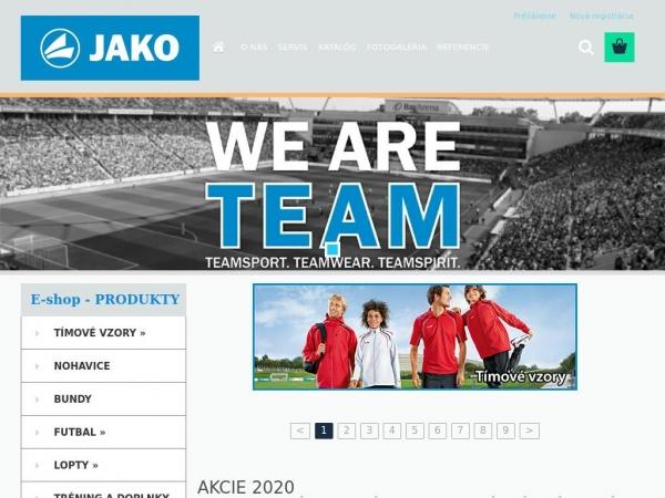 jakosport-sala.sk