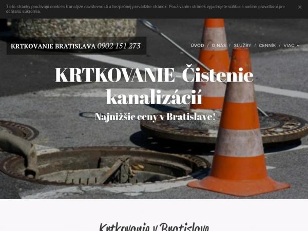 krtkovanie-cena.sk
