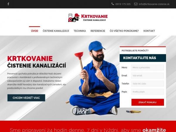 krtkovanie-cistenie.sk