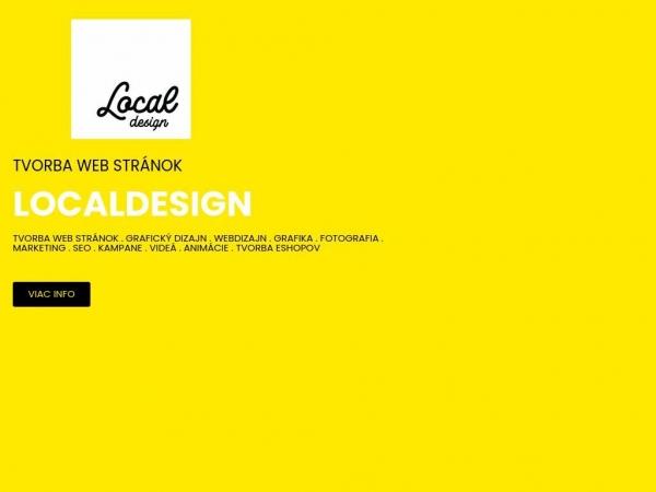 localdesign.sk