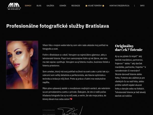 mm-fotostudio.sk