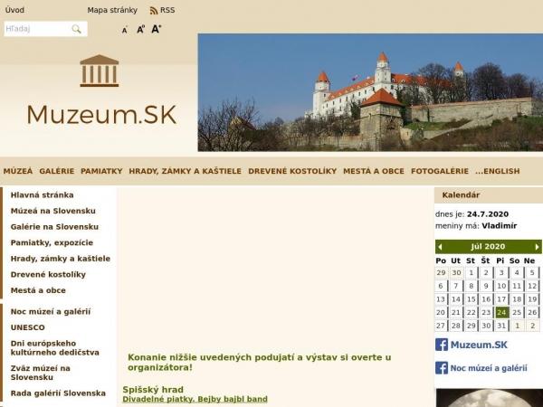 muzeum.sk