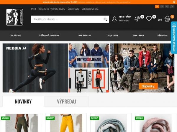 newfitshop.sk