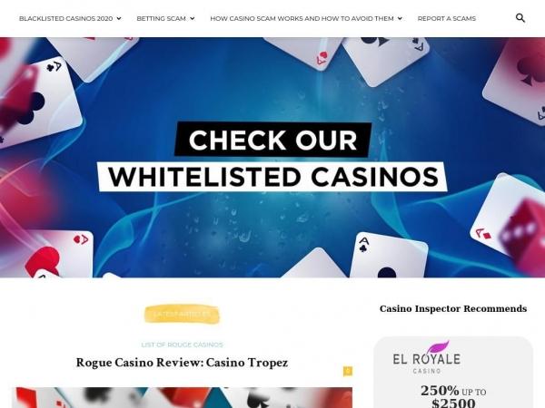 onlinecasinoinspector.com