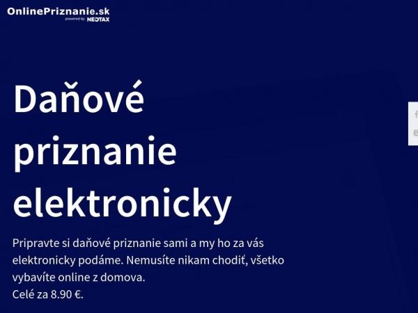 onlinepriznanie.sk