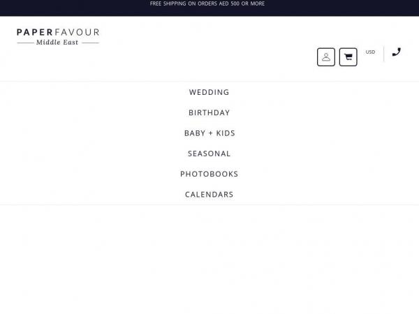 paperfavour.com