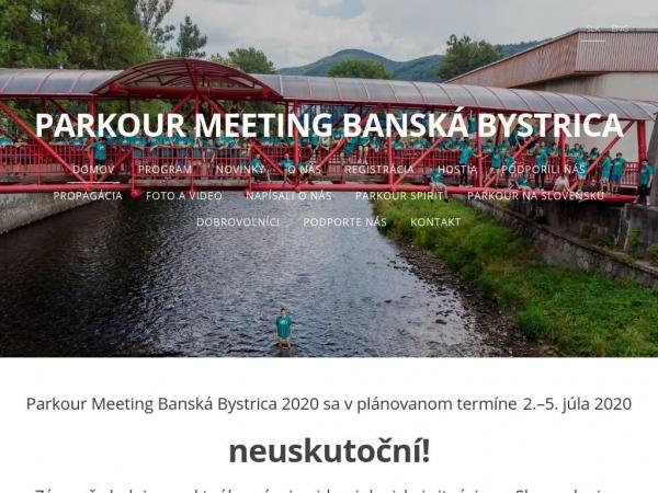 parkourmeetingbb.mozello.com