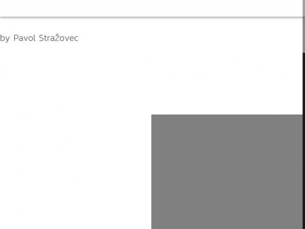 pavolstrazovec.com