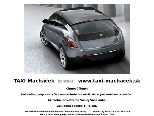 pezinok-taxi.sk