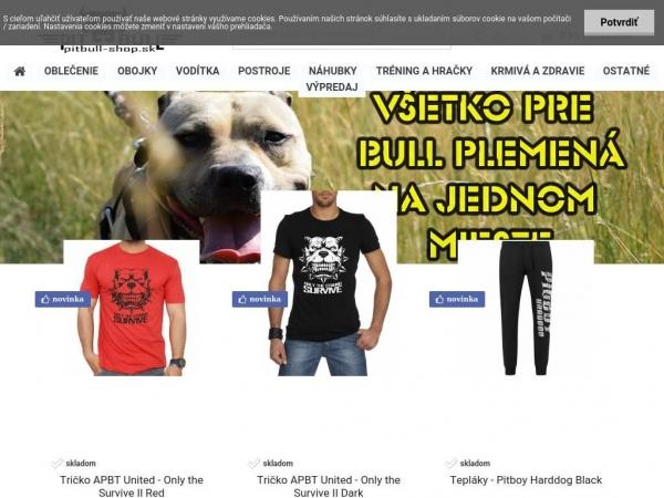 pitbull-shop.sk