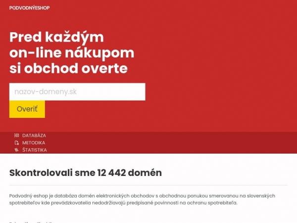 podvodnyeshop.sk