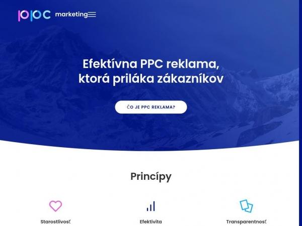 ppcmarketing.sk