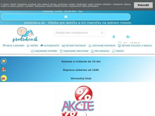 predrobca.sk