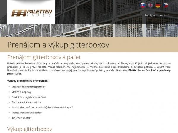 prenajom-gitterboxov.sk