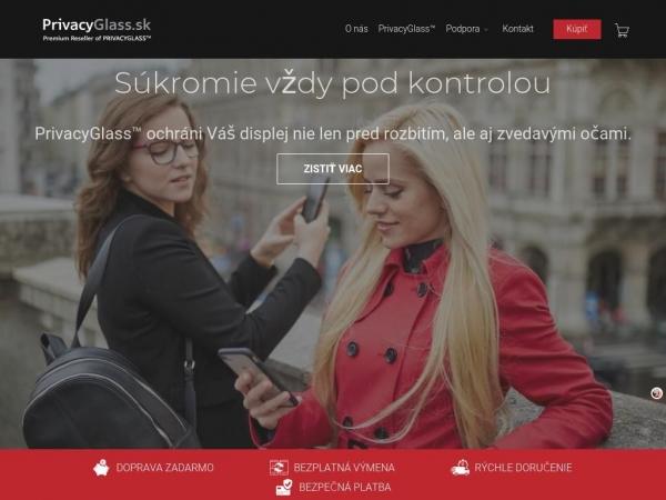 privacyglass.sk