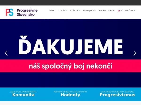 progresivne.sk