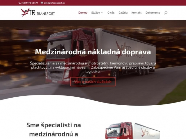 ptrtransport.sk