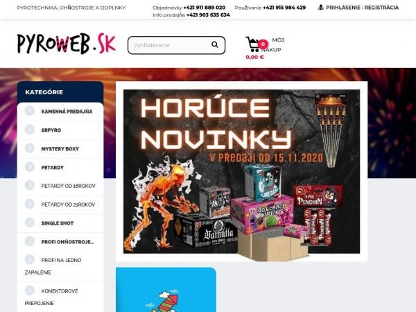 pyroweb.sk