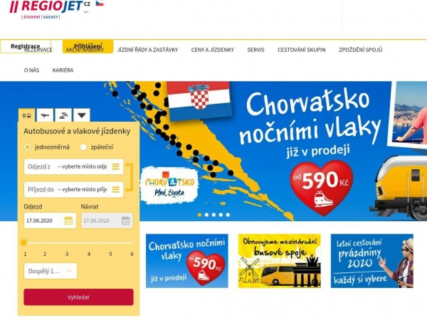 regiojet.cz