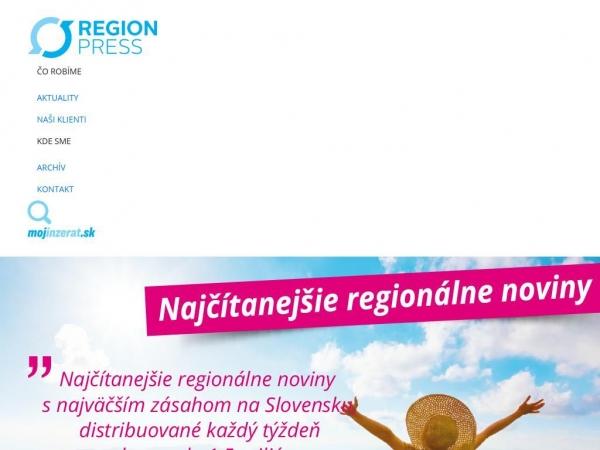 regionpress.sk