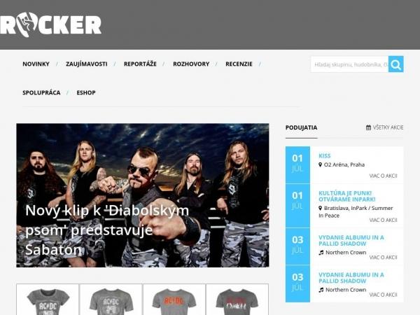 rocker.sk