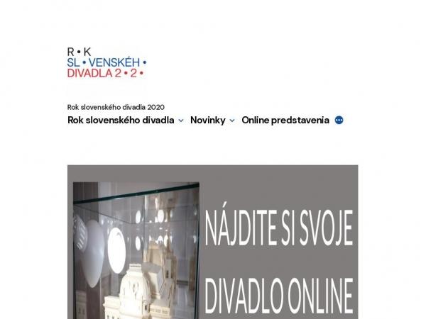 rokdivadla.sk