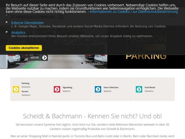 scheidt-bachmann.de