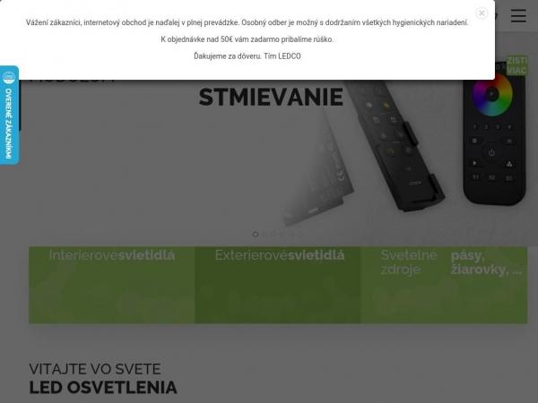 shop.ledco.sk