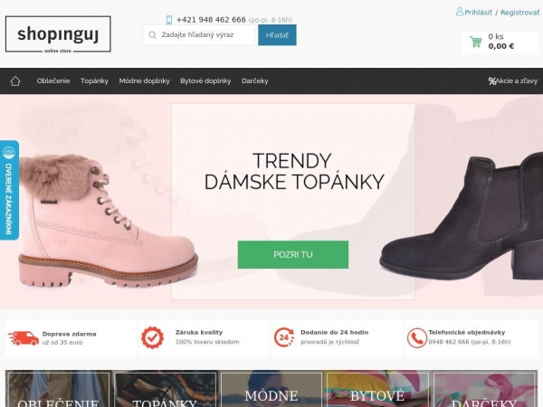shopinguj.sk
