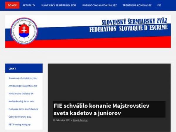 slovak-fencing.sk