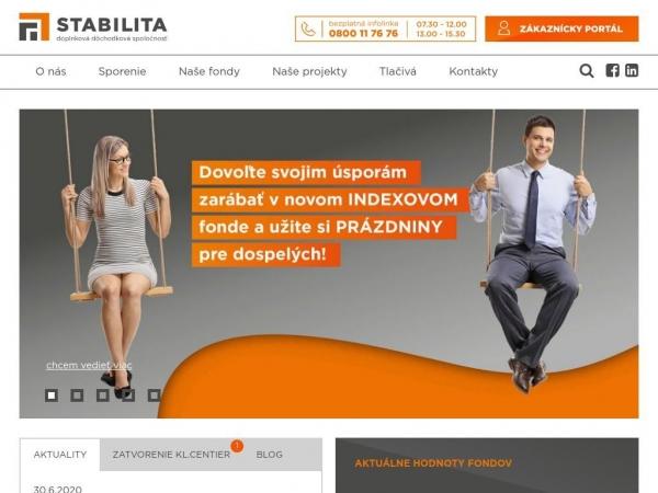 stabilita.sk